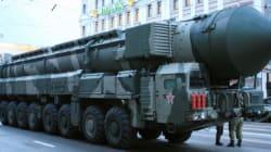 Les missiles nucléaires russes bientôt recyclés pour détruire des