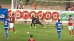 Le penalty de Messi-Suarez ressemble à celui de Mouihbi Bounedjah?