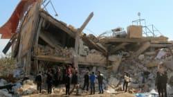 Ecoles et hôpitaux bombardés en Syrie: 50 morts, l'espoir d'une trêve