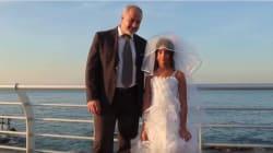 Εσείς πως θα αντιδρούσατε εάν βλέπατε ένα δωδεκάχρονο κορίτσι να παντρεύεται έναν