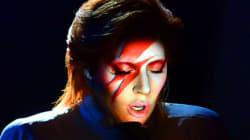 Η Lady Gaga τίμησε τον David Bowie στα Grammys με ένα show που άφησε τους πάντες