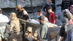 Syrie: le Kremlin dément que l'aviation russe ait bombardé des
