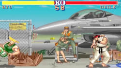 Le Street Fighter de votre enfance ne ressemble plus à