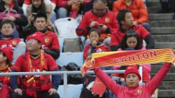 La Chine, nouvel eldorado du foot ou vrai projet