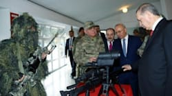 La Turquie n'acceptera jamais de bastion kurde à sa frontière avec la