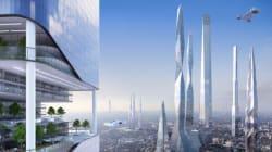 Architecture, travail, voyages: À quoi pourrait ressembler le monde dans 100