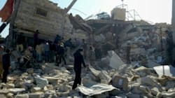 Le bombardement d'un hôpital en Syrie fait 25