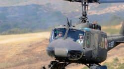 Με πτήσεις στρατιωτικών ελικοπτέρων απαντά η Αθήνα στην «κινητικότητα» στα σύνορα με την