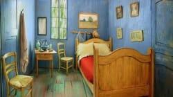 당신도 반 고흐의 '침실'에서 숙박할 수