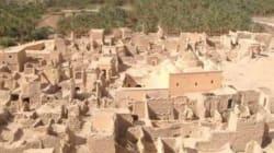 Ouargla : formation dans le métier de maçonnerie traditionnelle pour préserver le vieux