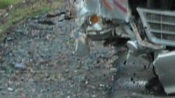 Πολύνεκρο τροχαίο με 71 νεκρούς σε σύγκρουση λεωφορείου με φορτηγό στη