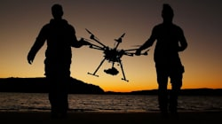 Von wegen Killer – diese Drohnen werden Leben