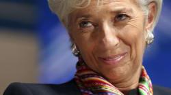 라가르드 IMF 총재, 연임
