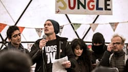 Jude Law rend visite aux migrants de