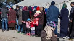 «Στο κόκκινο» η Ειδομένη, με 5.000 μετανάστες και πρόσφυγες σε
