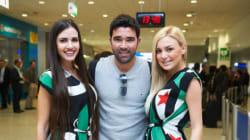 Στην Αθήνα o σπουδαίος Πορτογάλος ποδοσφαιριστής Deco για τη #Heineken και το