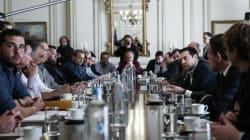 Αγρότες μετά την συνάντηση με Τσίπρα. «Πήραμε τις κυβερνητικές προτάσεις, θα αποφασίσουμε στα