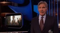 Harrison Ford dévoile des images du