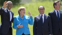 Η συνεργασία Ελλάδας- Τουρκίας στο προσφυγικό στο επίκεντρο τηλεδιάσκεψης Ομπάμα- Κάμερον- Μέρκελ-