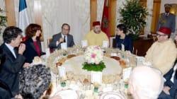 Mohammed VI offre un dîner en l'honneur de François