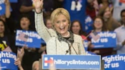 Hillary Clinton bat largement Bernie Sanders en Caroline du