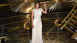 Le prix du moment le plus bizarre des Oscars va