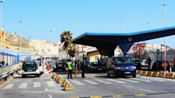 Un Marocain tente de passer de force à Sebta en