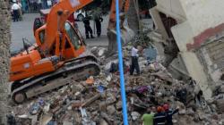 Un immeuble s'effondre à Fès sans faire de