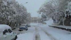 Plusieurs routes bloquées à cause des