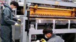 대기업 대비 중소기업 임금 62%, 사상