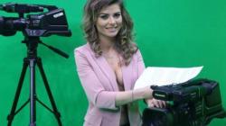 Albanie: Des bulletins d'informations présentés par de jolies filles au buste