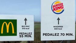 Vélib' vient mettre son grain de sel dans la guerre McDo - Burger