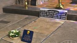 서거 400주기, 셰익스피어 무덤을 레이더