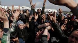Ασφυκτική η κατάσταση στην Ειδομένη: Στους 10.000 ο αριθμός των εγκλωβισμένων
