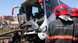 Deux morts et 41 blessés dans un accident d'autocar à