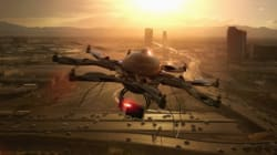 Are the Dangers From Drones for Manned Aircraft Exaggerated and Should We Be More Concerned Over the Use of