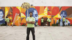 Art Empowers Marginalized Youth To Dream