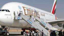 Ένα Airbus 380 της Emirates πραγματοποίησε τη μεγαλύτερη απευθείας πτήση στον