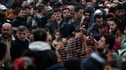 Les Européens cherchent un consensus face à une crise migratoire sans précédent depuis la Seconde Guerre