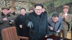La Corée du Nord menace la Corée du Sud et les Etats-Unis du feu