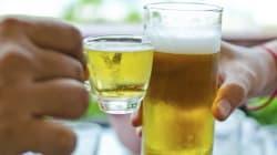 술 못 마시는 남자, 술 좋아하는