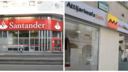 La banque espagnole Santander et Attijariwafa Bank signent un accord de