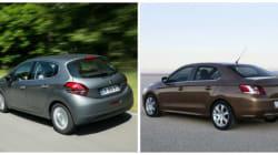 Quelles sont les deux voitures que produira l'usine PSA