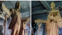 Une statue de Hocine Aït Ahmed inaugurée en avril à Ath Ouacif