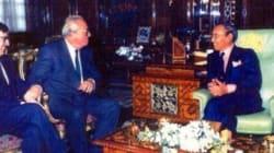 Quand Hassan II recevait Jean-Marie Le