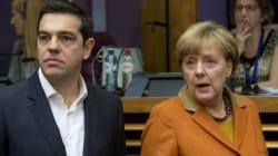 Αποστάσεις παίρνει η Μέρκελ από τον Τουσκ για το κλείσιμο της βαλκανικής