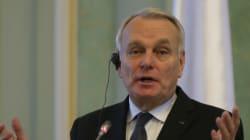 Le chef de la diplomatie française à Tunis le 17