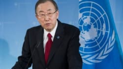 Le programme de Ban Ki-moon à