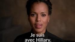 Côté célébrités, Hillary Clinton vient de recevoir des soutiens de