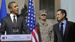 Obama critique Sarkozy sur l'intervention en Libye en